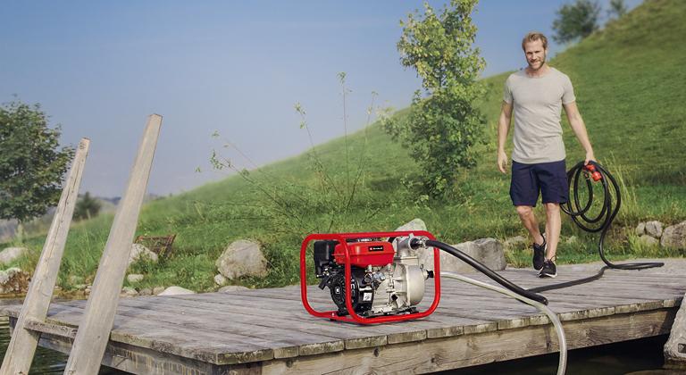 Benzinske pumpe za vodu